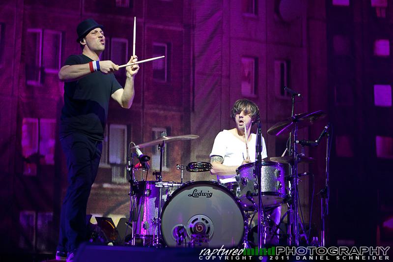 Beatsteaks, Köln, Palladium, 02.12.2011, Arnim Teutoburg-Weiß, Bilder, Fotos, Konzert, Live, Pics, Show, Boombox