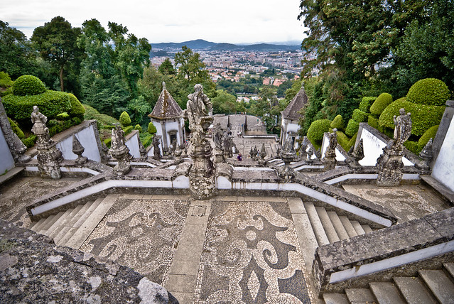 Braga, Santuario do Bom Jesus do Monte
