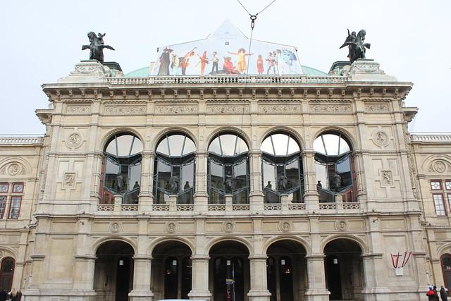 La ópera de Viena, Wiener staatsoper