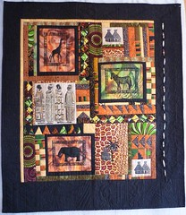 African Collage - finished