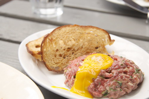 Beef Tartare, The Walrus and the Carpenter, Seattle