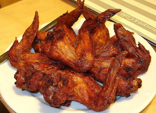 IKEA chicken wings are their top seller
