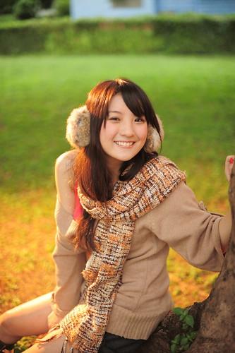 無料写真素材, 人物, 女性  アジア, セーター, 台湾人