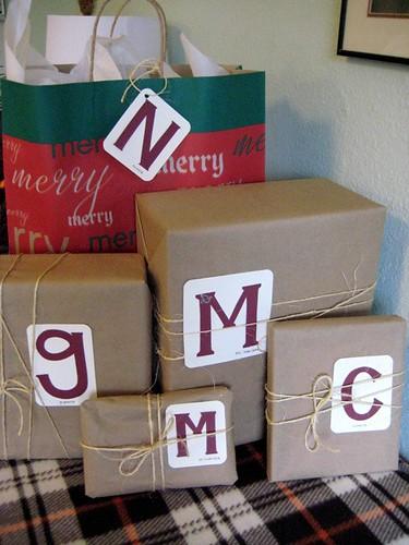 Gifts Christmas 2010