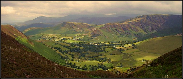 The Newlands valley.