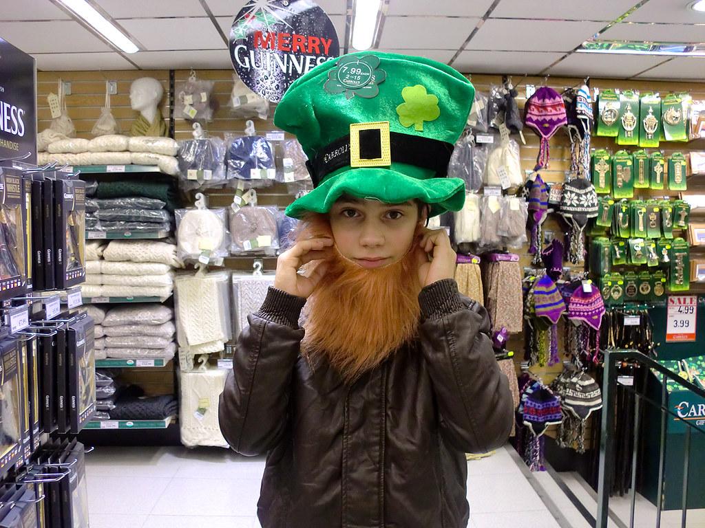 Leprechaun - Dublin, Ireland.