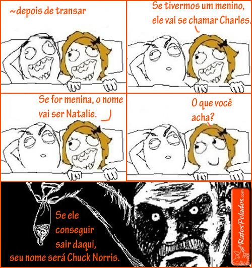 Chuck-historia