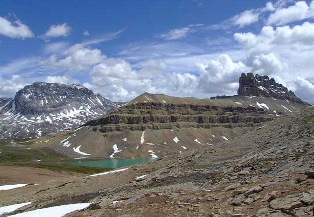 Lake Katherine en Dolomite Peak
