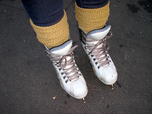Livingaftermidnite - Bryant Park Ice Skating