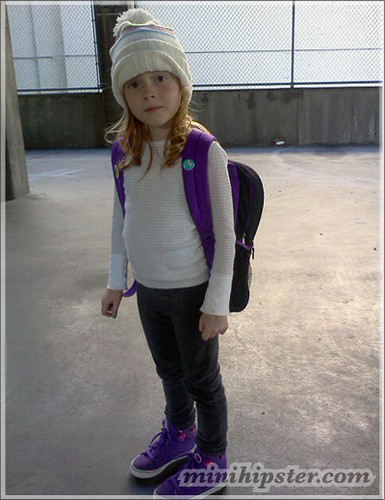 Tahlia... MiniHipster.com: kids street fashion (mini hipster .com)