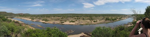 Kruger Lookout Point Panorama
