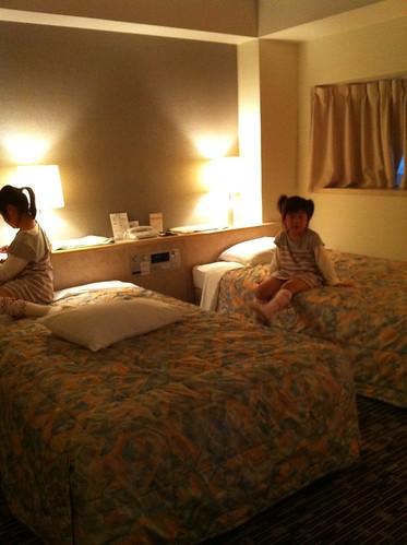 新宿華盛頓飯店