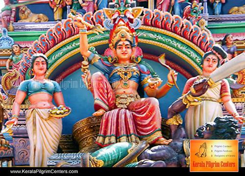 Mythological Background of Attukal Bhagavathy Temple, Thiruvananthapuram