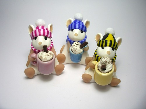 Cozy Cocoa Mice