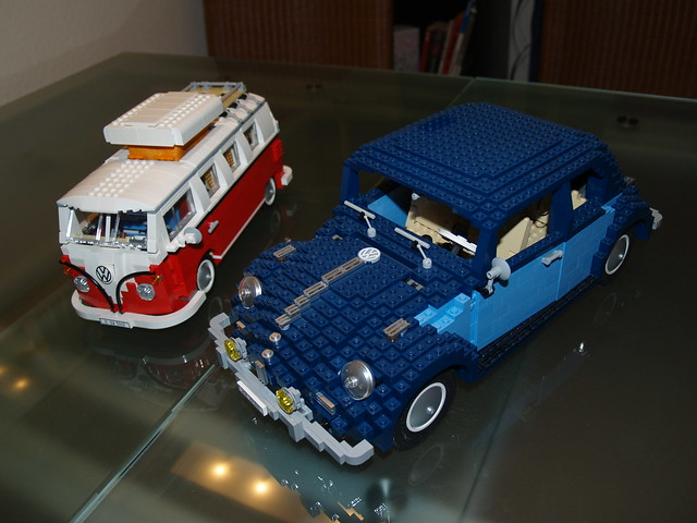 lego volkswagen models a photo on flickriver. Black Bedroom Furniture Sets. Home Design Ideas