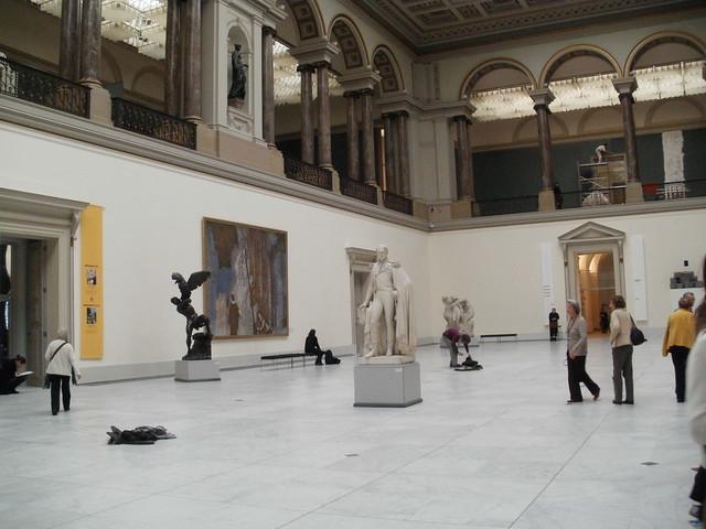 Old Masters museum Bruselas