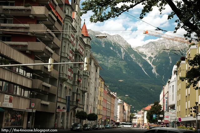Meinhardstrasse, Innsbruck
