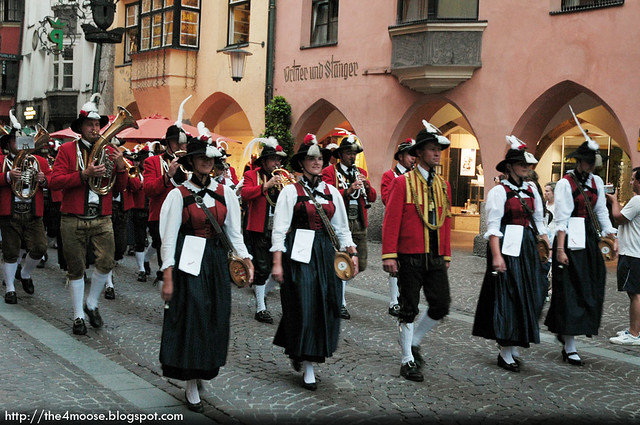 Folk Band, Innsbruck