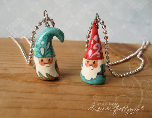 2 NŌM necklaces