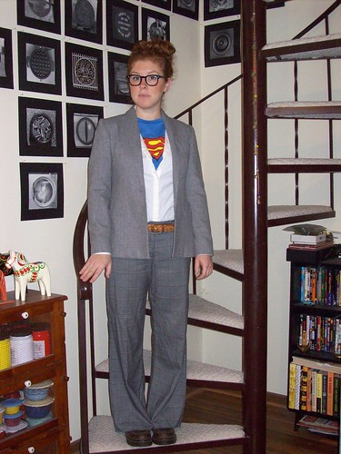 12-13-11 Clark Kent/Superman