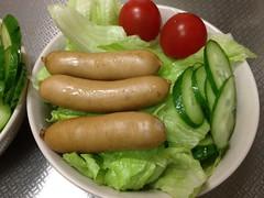 朝食サラダ(2011/12/16)