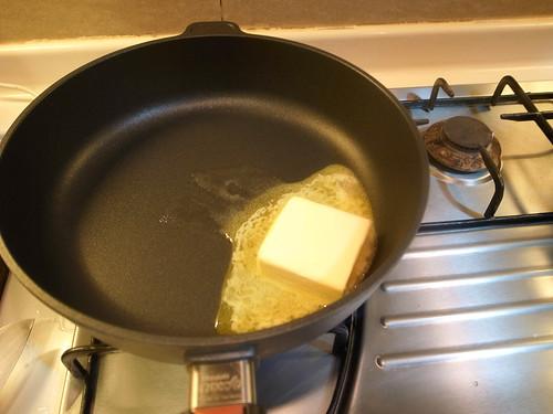 奶油蘑菇炒節瓜
