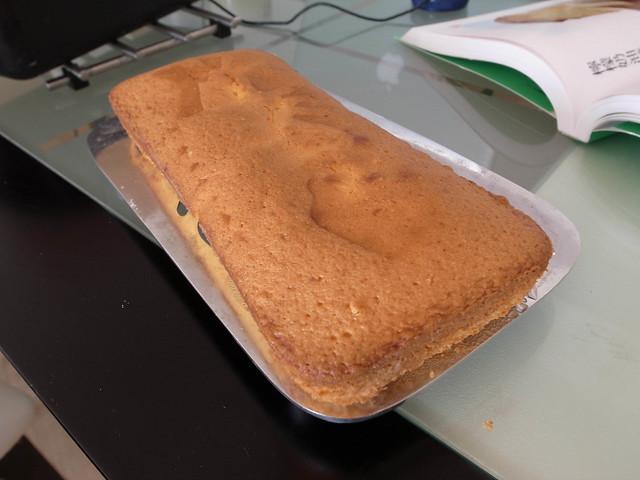 檸檬奶油磅蛋糕