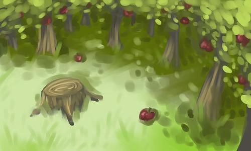 ForestSpeedpaint