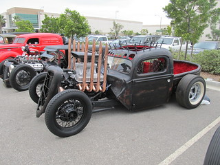 Rat Rod  Copper Tubing.