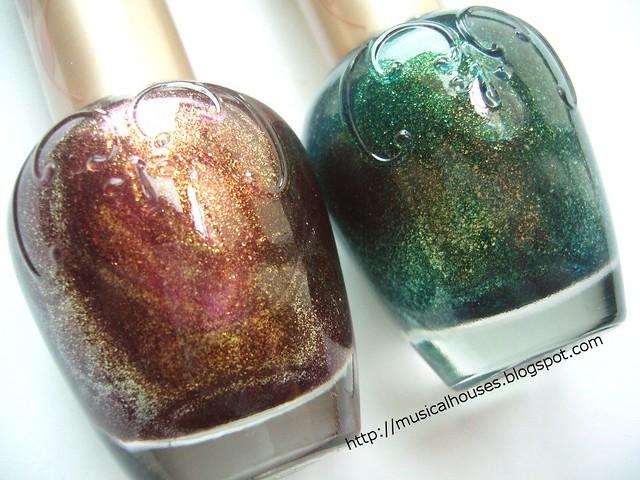 elianto nail polish haul