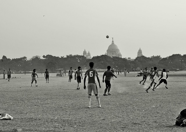 Football Match - Maidan