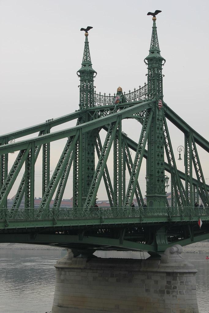 Szabadság híd en Budapest