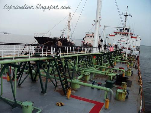tanker soechi anindya smuggled MFO