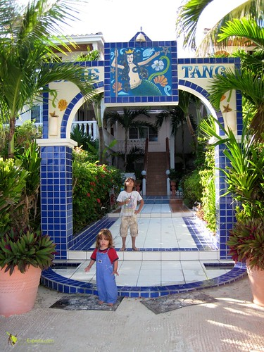 6532577939 365e14e7f1 Beach Hotel in Ambergris Caye    Belize