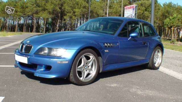 2000 M Coupe | Estoril Blue | Estoril/Black | Sunroof Delete