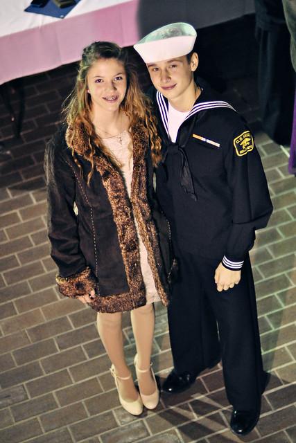 Military Ball 2011 bryce_mattie musette