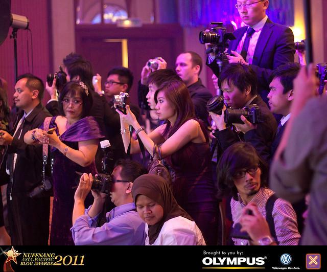 media at Napbas awards in Kuala Lumpur