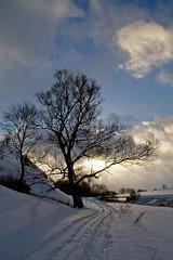 Helbetal im Winter