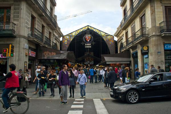 La Boquería – Barcelona