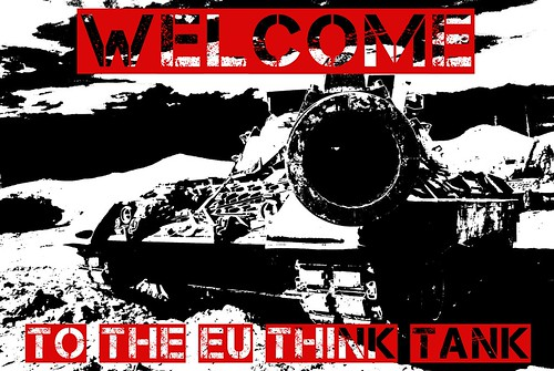 Welcome to the EU Think tank by Teacher Dude's BBQ