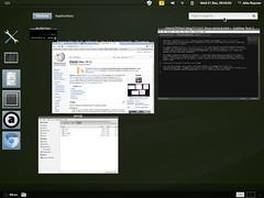 GNOME 3 quick launcher