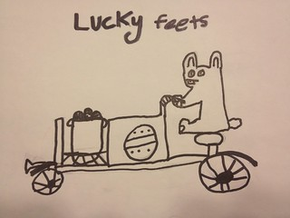 Lucky Feets
