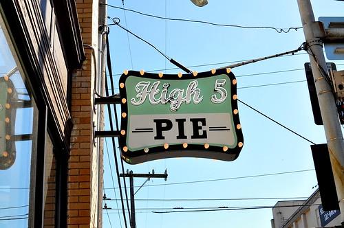 High 5 Pie - Seattle