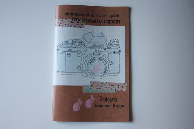 Tokyo Guide Zine