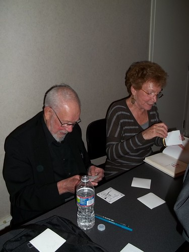 101_2966  Al Jaffee and Mary-Lou Weisman