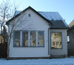 Deanna Durbin's Winnipeg Childhood Home