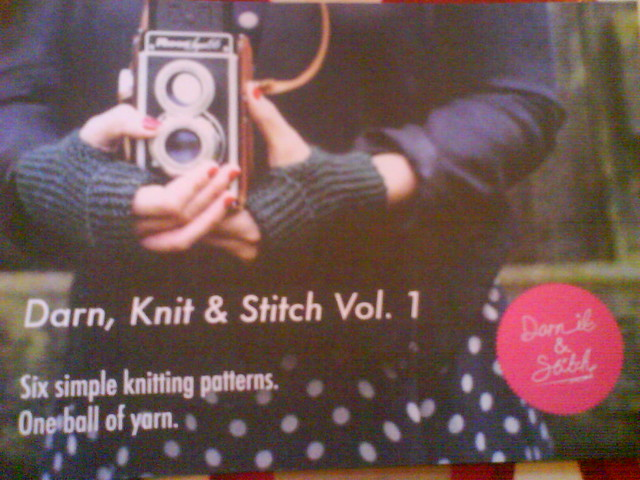 Darn, Knit and Stitch Vol. 1