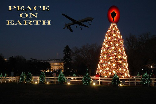 PEACE ON EARTH by Colonel Flick