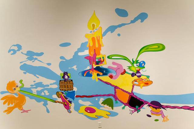 Mural (detail)
