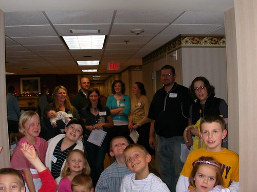 Dec 24 2011 Singing at nursing home with Jeppsons, Copelands, Dollers, and sister Missionaries